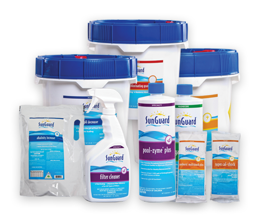 Sunguard Pool Care Products
