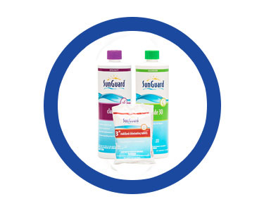 Soft Sided Pool Chemicals